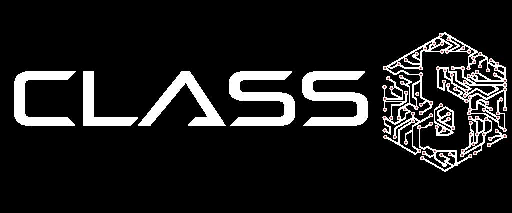 class 5 logo light