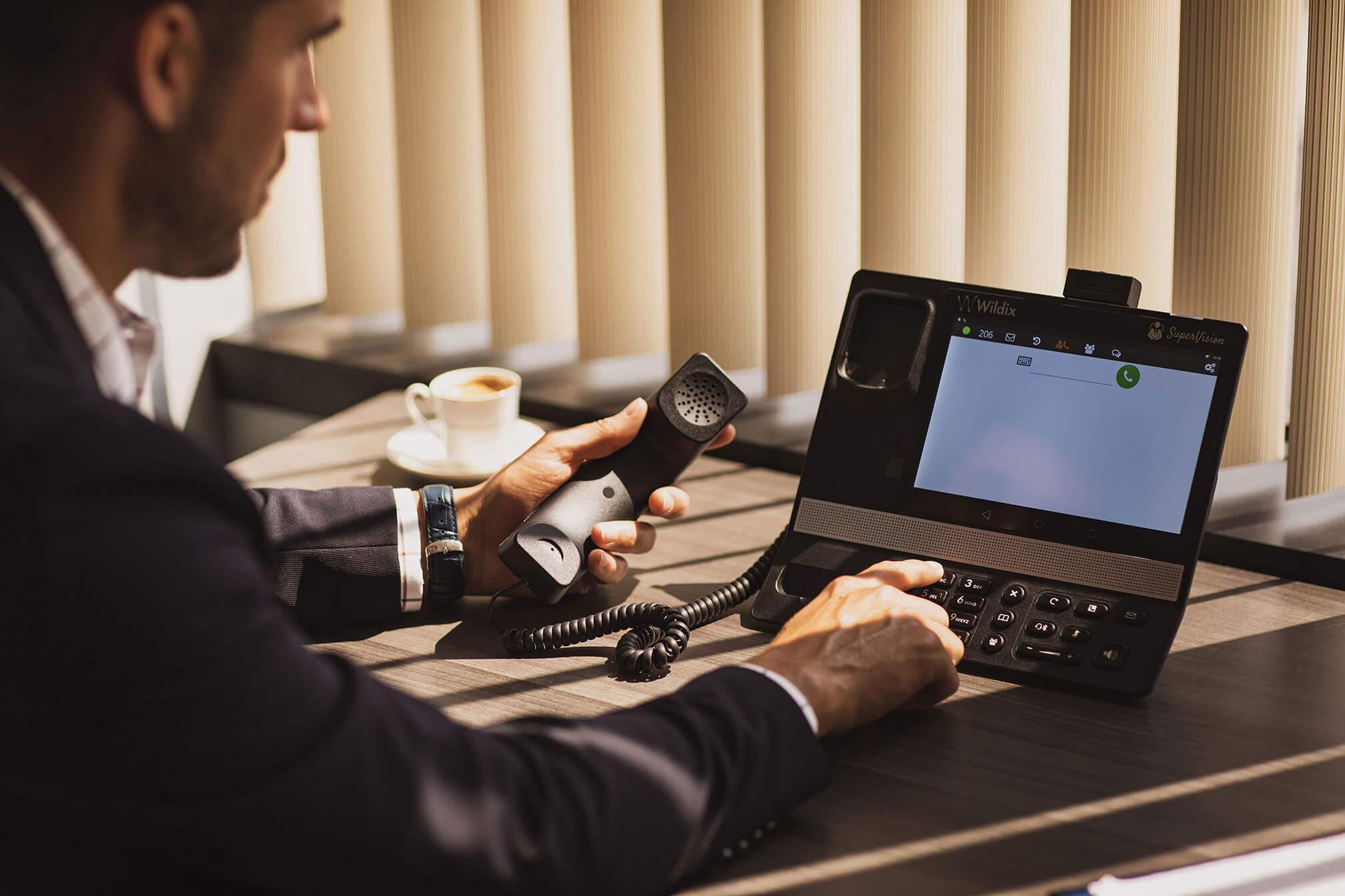 Wildix VoIP Business Phones