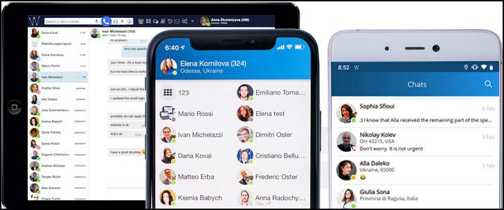 Wildix Mobile Apps